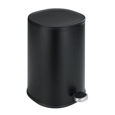 WENKO Nant Easy-Close Kosmetik-Treteimer, 5 Liter