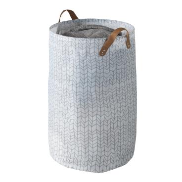 WENKO Geo Wäschesammler, 75 Liter