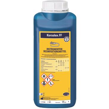 Bode Korsolex® FF Instrumentendesinfektion 2 l - Flasche