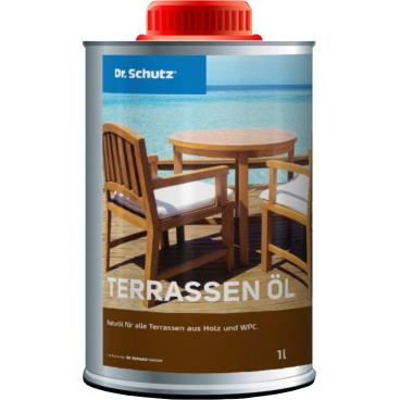 Dr. Schutz® Terrassenöl natur