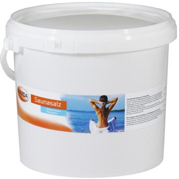 Warda Saunasalz & Duschsalz vom Toten Meer 5 kg - Eimer