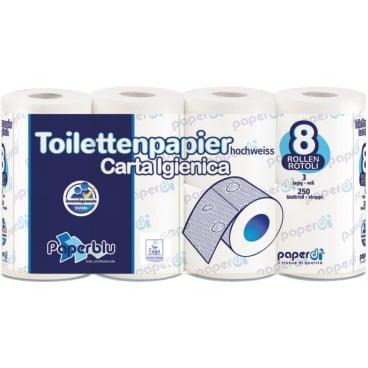Paperblu Toilettenpapier, 3-lagig