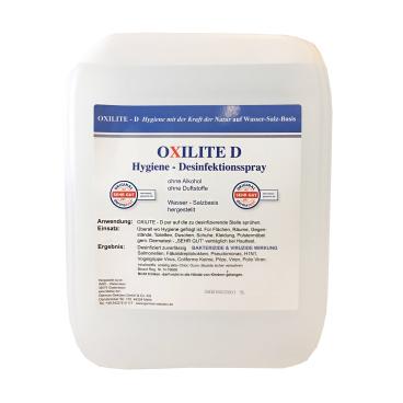 OXILITE D Hygiene Flächendesinfektion