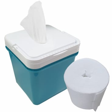 Arcora X-Line Wipes Feuchttuchspender-Set, 2-teilig
