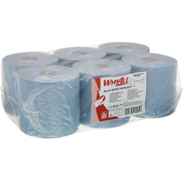 WypAll® L10 Rollenhandtücher, 1-lagig