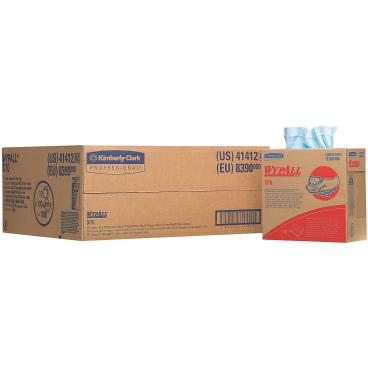 WypAll® X70 Wischtücher, 1-lagig, 42,6 x 23,1 cm