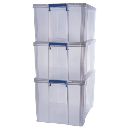 Fellowes ProStore™ Bonus Aufbewahrungsboxen, 3-teilig