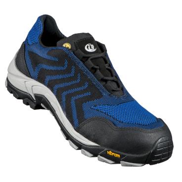 Stabilus Safety Jogger Flash Sicherheitsschuh, blau