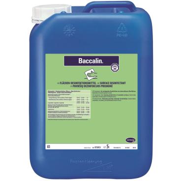 Bode Baccalin® Desinfektionsreiniger 5 l - Kanister