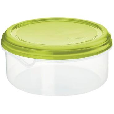 Rotho RONDO Kühlschrankdose rund, flach