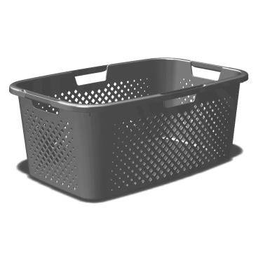 Rotho PIXEL Wäschekorb, 40 Liter