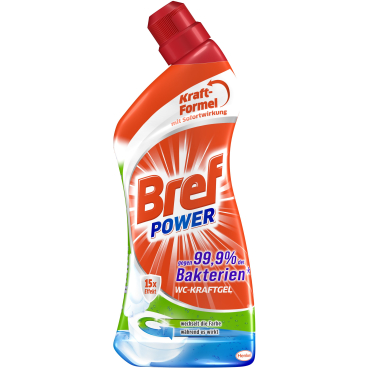 Bref Power WC-KraftGel