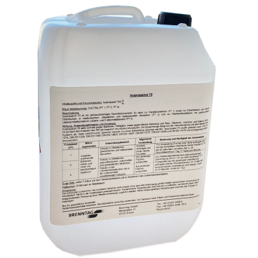 Isopropanol 70 Desinfektionsmittel