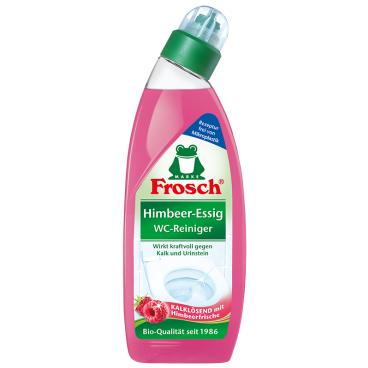 Frosch Himbeer-Essig WC-Reiniger