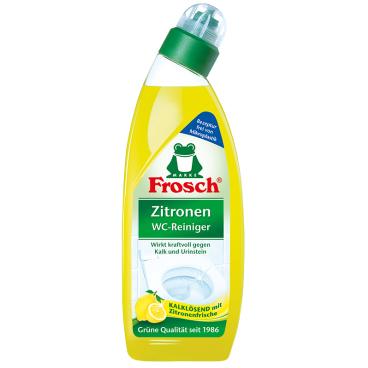 Frosch Zitronen-WC-Reiniger