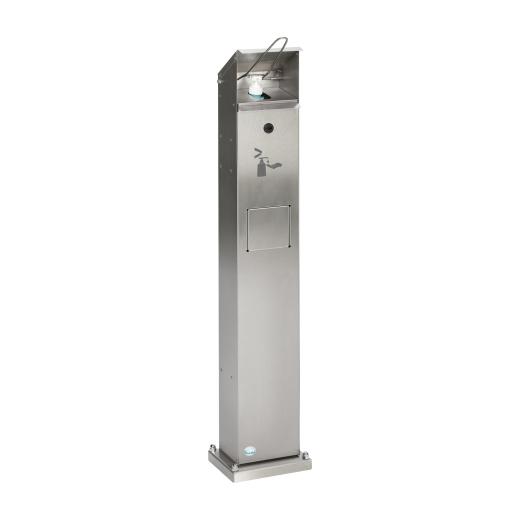VAR HDS 115 Handdesinfektionsspender, mit Abfallbehälter