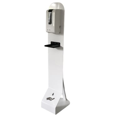 GERDES Systems Desinfektionsstandsäule, Sensor-Spender