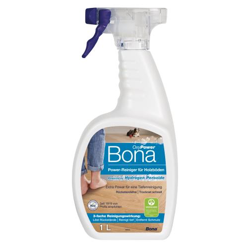 Bona OxyPower-Reiniger für Holzböden