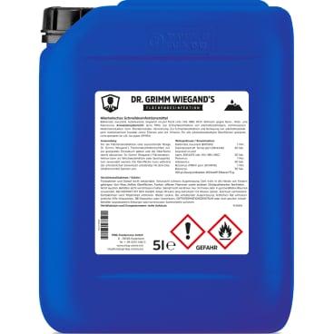 DR. GRIMM WIEGAND`S Flächendesinfektion, 80% Ethanol