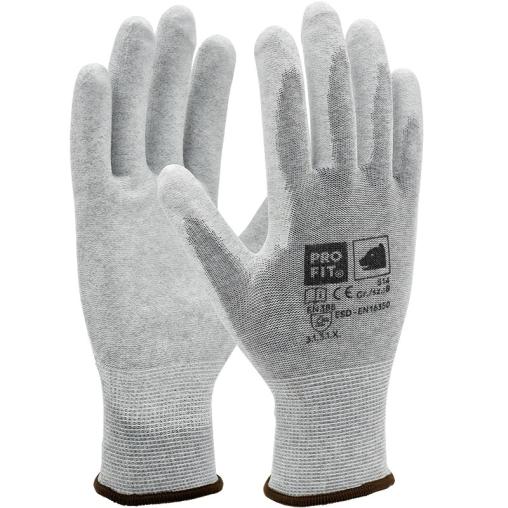 Fitzner ESD PU-Handschuh