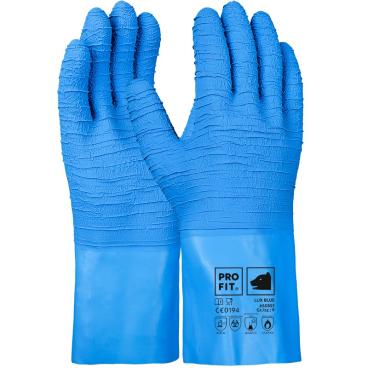 Fitzner Lux Chemikalienschutzhandschuh, 30 cm lang