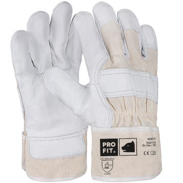 """Fitzner """"Watt"""" Rindvollleder-Handschuh"""