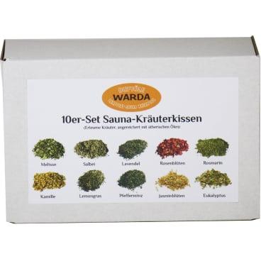 Sauna Kräuterkissen