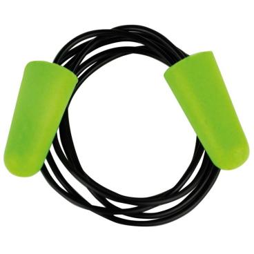 Fitzner Soft-PU Gehörschutzstöpsel, mit Kordel