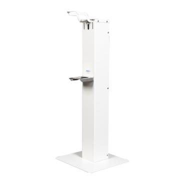 Cleanotec HS4 mini Hygienesäule mit Desinfektionsspender