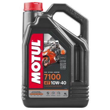 Motul 7100 4T 10W40 Motorenöl