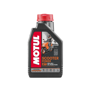 Motul Scooter Power 2T Motorenöl