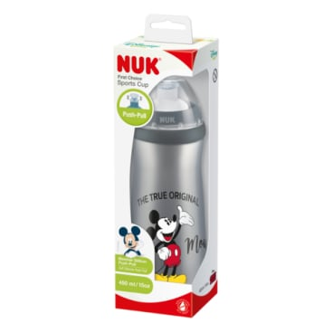 NUK Disney Mickey Mouse Sports Cup Trinkflasche