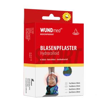 WUNDmed® Blasenpflaster, transp., hydrocolloid