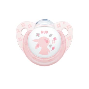 NUK Trendline Baby Rose Schnuller