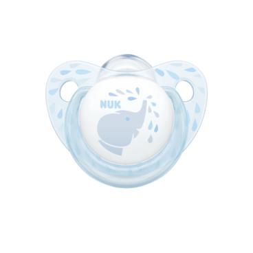 NUK Trendline Baby Blue Schnuller