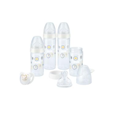 NUK Newborn Set, 5-teilig, 0-6 Monate