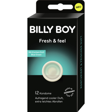BILLY BOY Fresh & Feel Kondome