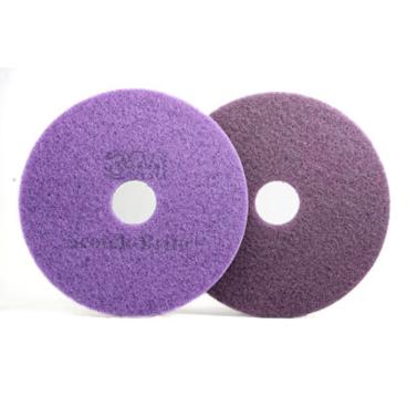 3M™ Scotch-Brite™ Diamant Maschinenpad, violett