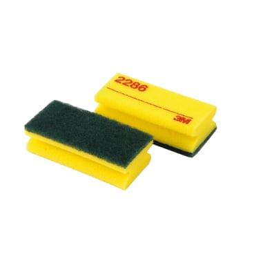 3M™ Scotch-Brite™ Reinigungsschwamm 2286, gelb / grün