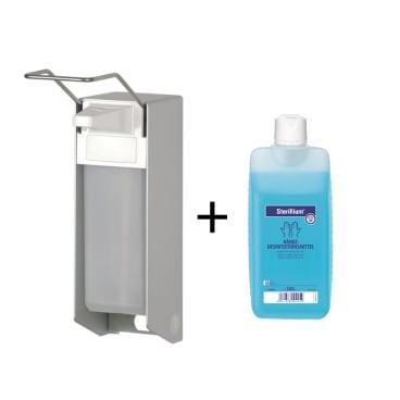 Bode Sterillium® Händedesinfektionsmittel 1000ml + Spender