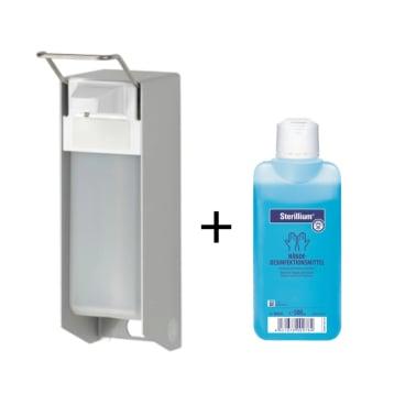 Bode Sterillium® Händedesinfektionsmittel 500ml + Spender