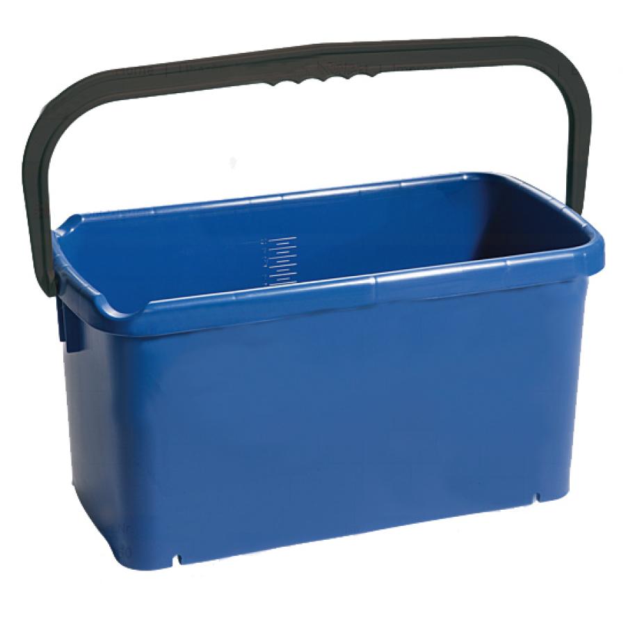 haug eimer 20 liter farbe blau online kaufen. Black Bedroom Furniture Sets. Home Design Ideas