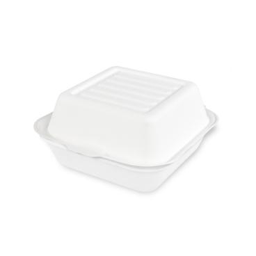 Hamburgerbox, weiß
