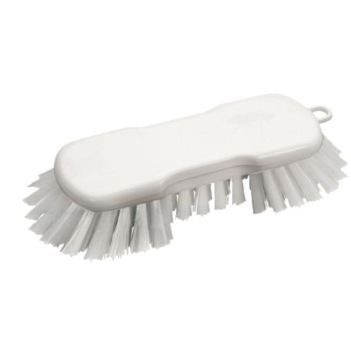 Haug Waschbürste rund mit Bart
