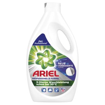 P&G Professional Ariel Regulär Flüssigwaschmittel
