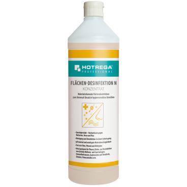 HOTREGA® PROFESSIONAL N Flächendesinfektion