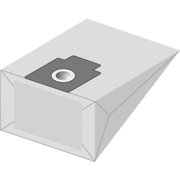 20 Staubsaugerbeutel Papier für Montiss 1400