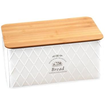 Kesper Brotbox aus Metall
