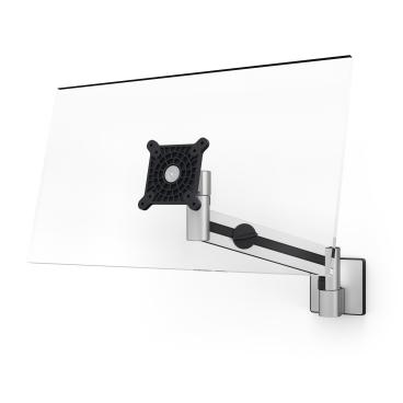 DURABLE Monitor Halterung mit Arm für 1 Monitor, Wandbefestigung