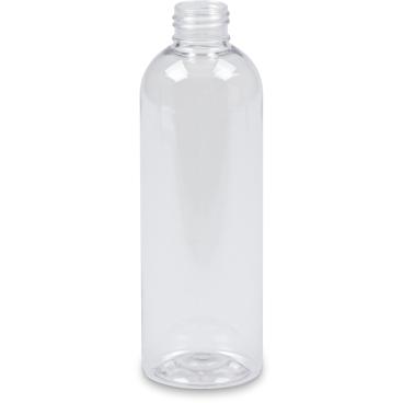 De Witte PET-Flasche, transparent